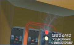 VR综合用电触电虚拟体验